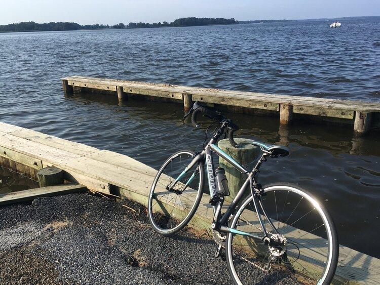 road bike eastern shore maryland