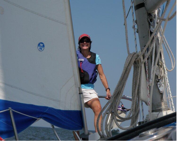 chesapeake bay sailing excursion