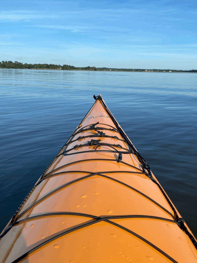 chesapeake bay sea kayaking excursion
